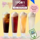 Häagen-Dazs - 1 FOR 1 Ice Cream Floats - sgCheapo