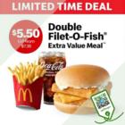 McDonald's - 25% OFF Double-Filet-O-Fish - sgCheapo
