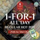 Suki-Suki Thai Hot Pot - 1-FOR-1 THAI HOT POT - sgCheapo