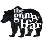 The Grumpy Bear Cafe - Logo